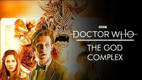 Doctor Who 'The God Complex' - TV Trailer
