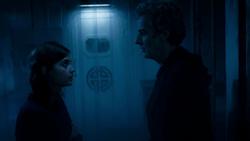 Sleep No More - Clara y el Doctor en el congelador