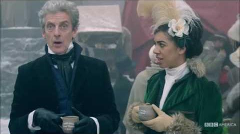 Doctor Who Series 10 Deleted Scene - Thin Ice - Bill Finds Out The Doctor's Married