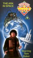 Doctor Who The Ark in Space VHS 1