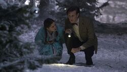 The Doctor, the Widow and the Wardrobe (1)