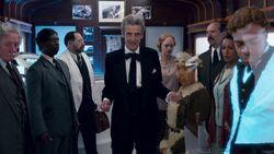 El Doctor deduce la verdad sobre el Orient Express