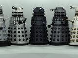 Daleks - lista de apariciones