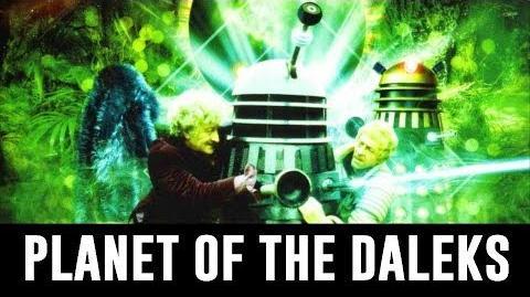 Doctor Who 'Planet of the Daleks' - Teaser Trailer