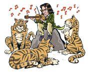 Год разумных тигров DWM
