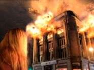 Henrik's is blown up