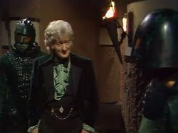 Doctor Peladon Ice Warriors