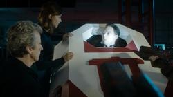 Sleep No More - El Doctor y Clara descubren a Rassmussen