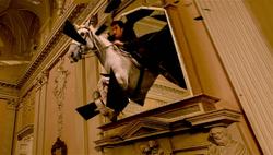 TGITF - El Doctor atraviesa la ventana hacia 1758