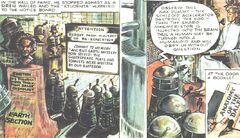 City of the Daleks comic