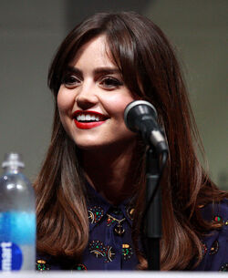 800px-Jenna Coleman by Gage Skidmore