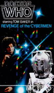 Revenge of the Cybermen 1983 VHS UK