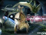 Динозавры на космическом корабле