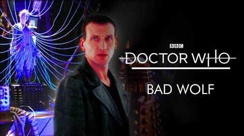 Doctor Who 'Bad Wolf' - TV Trailer