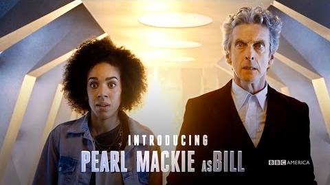 New Doctor Who Companion REVEALED - Introducing Pearl Mackie