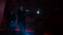 Sleep No More - El Doctor usa el papel psíquico