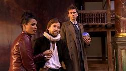 TSC - El Doctor y Martha con Shakespeare