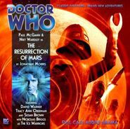 The Resurrection of Mars 2nd cover