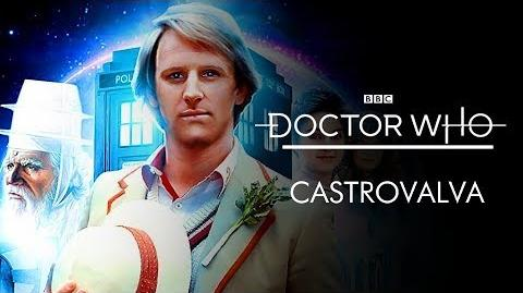 Doctor Who 'Castrovalva' - Teaser Trailer
