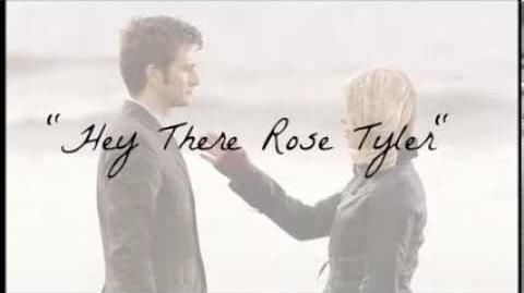 Hey There, Rose Tyler (excellent quality with lyrics)