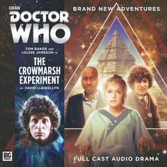 Bfptomcd047 the crowmarsh experiment cd dps1 cover