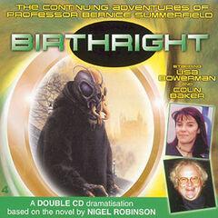 Birthright audio cover