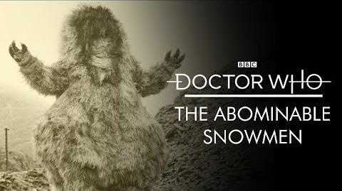 Doctor Who 'The Abominable Snowmen' - Teaser Trailer-0