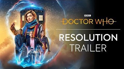 Doctor Who - Resolution Trailer - Especial de año nuevo