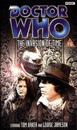 The Invasion of Time VHS UK cover