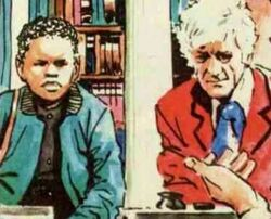 Doctor y Nick