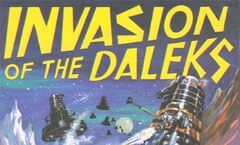 Invasion of the Daleks comic