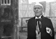 Primer Doctor reacciona a la partida de Vicki - The Myth Makers