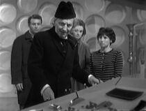 First Doctor - An Unearthly Child