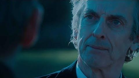 """Where I Fall"" Speech The Doctor Falls Doctor Who BBC"