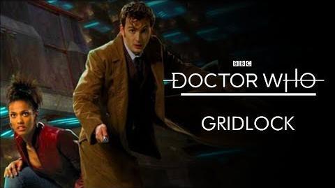 Doctor Who 'Gridlock' - TV Trailer