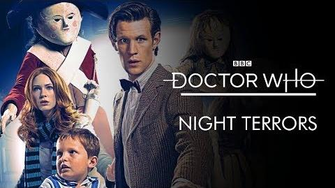 Doctor Who 'Night Terrors' - TV Trailer
