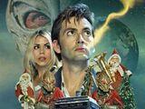 Десятый Доктор - список появлений