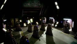 The Parting of the Ways - Daleks en la Planta 494