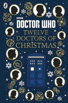 12 Doctors of Christmas cover en