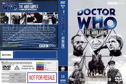 The war games DVD mt