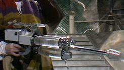 De-mat Gun