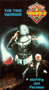 The Time Warrior VHS US cover