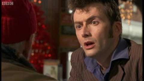 Merry Christmas Doctor! - Doctor Who The End of Time - BBC
