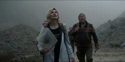 Equipo TARDIS y Paltraki en Ranskoor Av Kolos