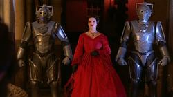 The Next Doctor - Hartigan con Cybermen