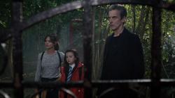 In the Forest of the Night - Clara y el Doctor con Maebh