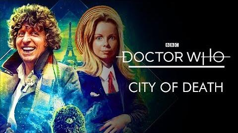 Doctor Who 'City of Death' - Teaser Trailer