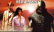 Red Dawn coverЛедВоин