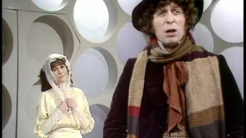 """I Know You're a Timelord"" - Doctor Who - Pyramids of Mars"