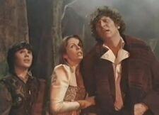 Adric, Romana y el Doctor